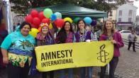 Amnesty Activism at Pride